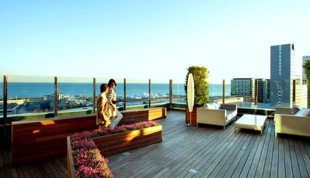 Relax e benessere vicino alla spiaggia di Barcellona