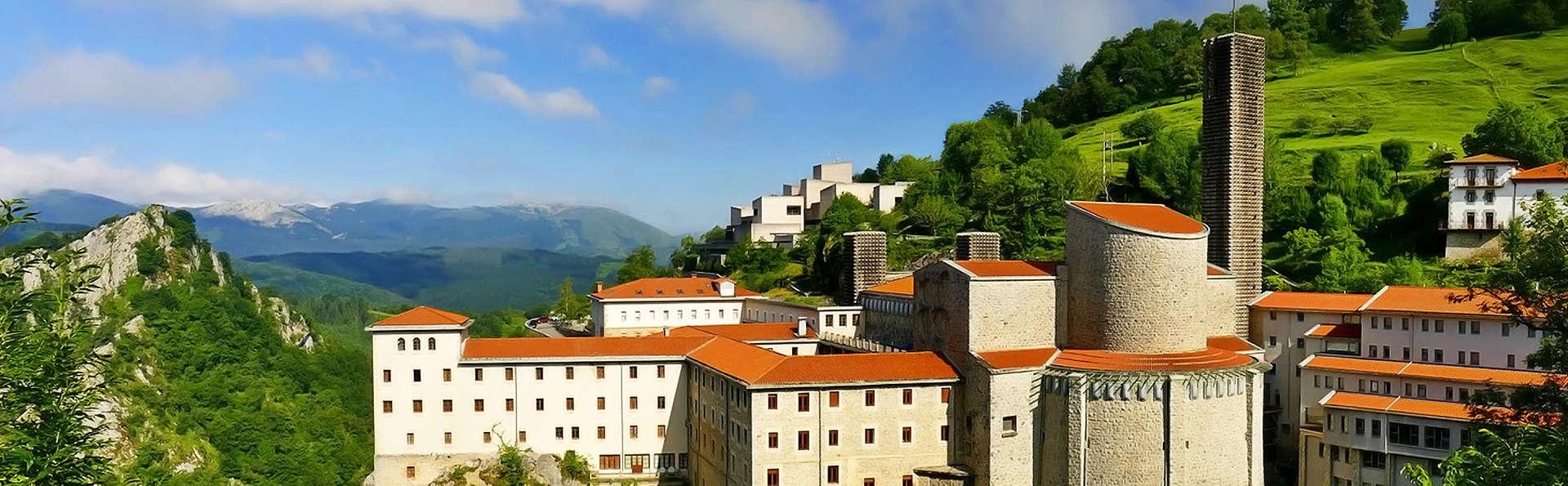 Escapade romantique avec cava et espace détente au cœur du Pays basque