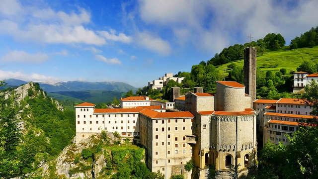 Escapada Romántica con cava y acceso a la zona relax en el corazón del País Vasco