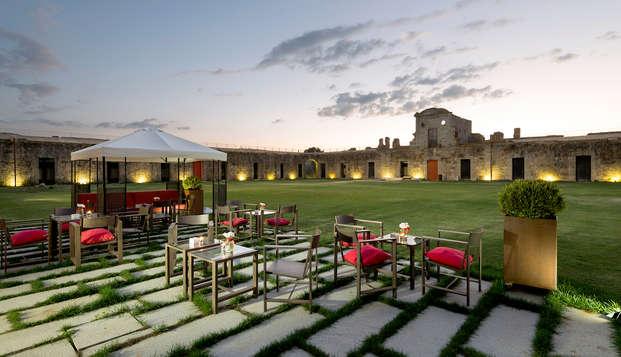 Escapada Romántica con encanto en una antigua fortaleza del s.XVIII