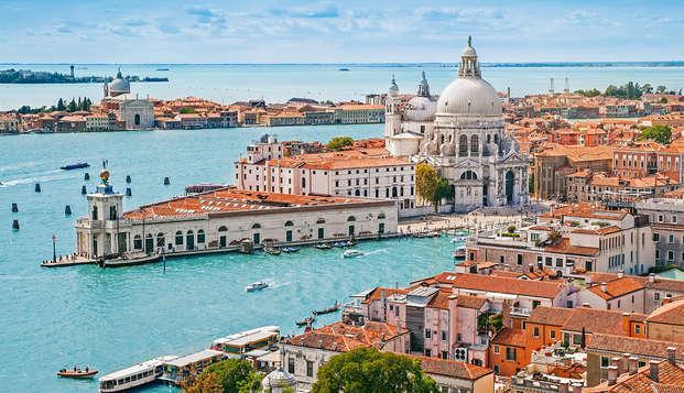 Alójate a las puertas de Venecia y descubre sus tesoros