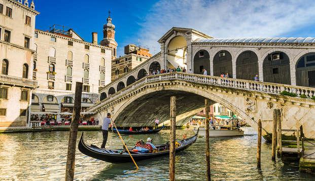 Una estancia inolvidable para descubrir las ciudades de arte veneciano