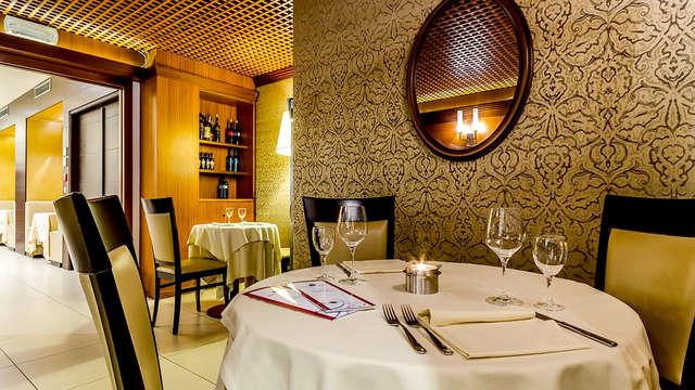 Romantiek met diner in een elegant 4* verblijf aan de rand van Venetië
