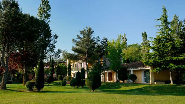 Le Domaine de la Petite Isle - Luberon - garden