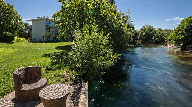 Week-end de charme en chambre Deluxe en Provence
