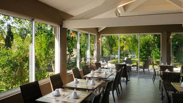 Le Domaine de la Petite Isle - Luberon - restaurant