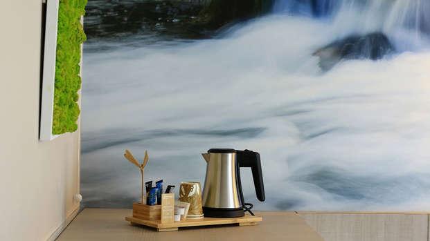 Le Domaine de la Petite Isle - Luberon - tea