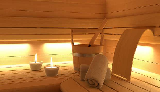 Golf Resort Spa Domaine Cice Blossac - Fotolia sauna