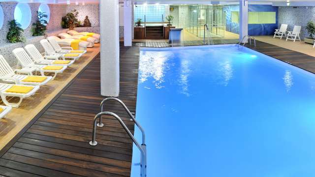 Hotel GHT Oasis Tossa Spa
