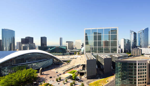 Pullman Paris La Defense - PULLMAN PARIS LA DEFENSE CNIT
