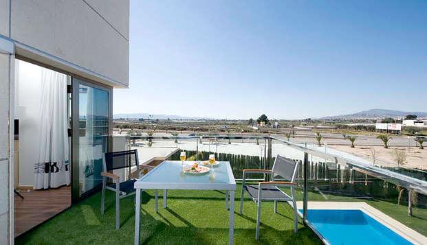 Aventure et relaxation à Murcia avec accès au spa