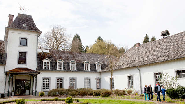 Midweek middenin de Limburge bossen in Houthalen-Helchteren (3+1 nacht gratis)