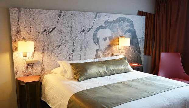 Quality Hotel Belfort Centre - ediit room