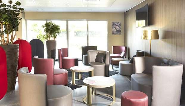 Quality Hotel Belfort Centre - lobby
