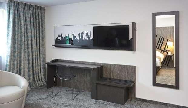 Quality Hotel Belfort Centre - room
