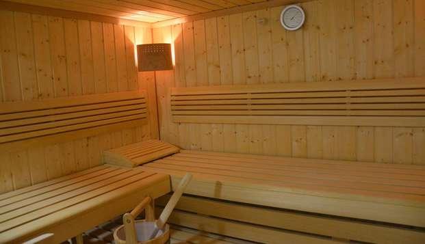 Quality Hotel Belfort Centre - spa