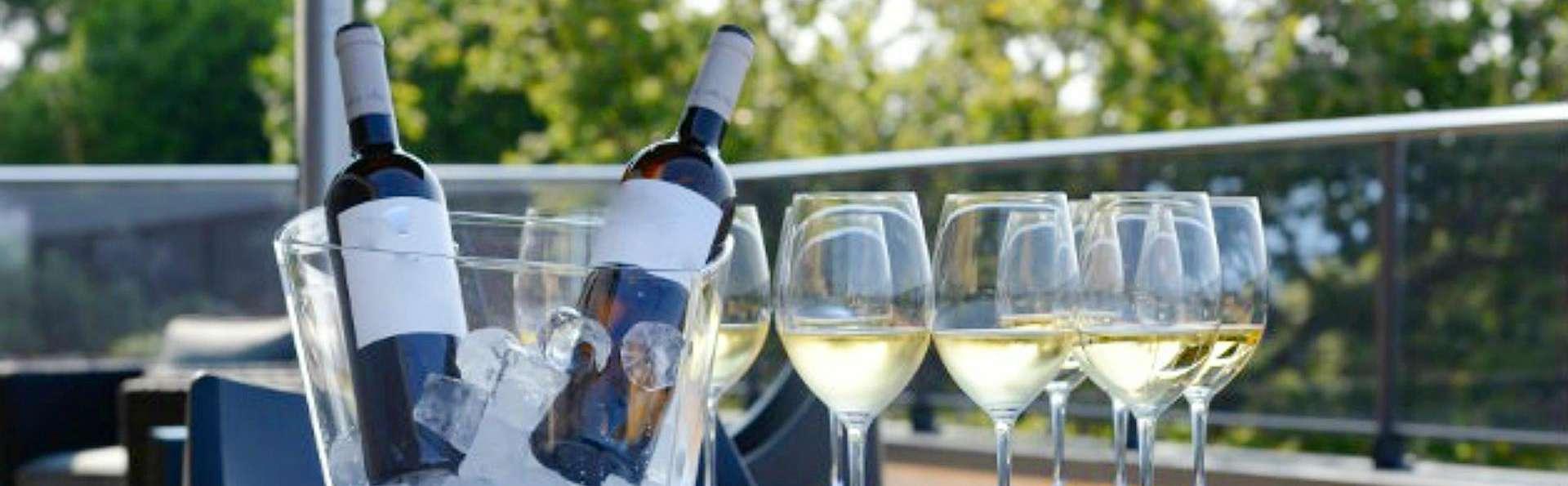 Wijnuitstap met proeverij en bezoek aan het wijngoed