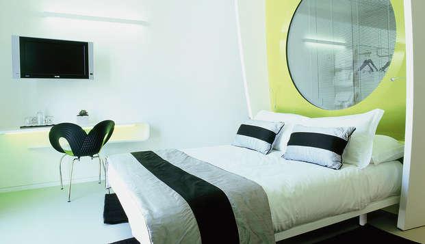 Upgrade in superior e late check-out per un soggiorno di relax a Rimini