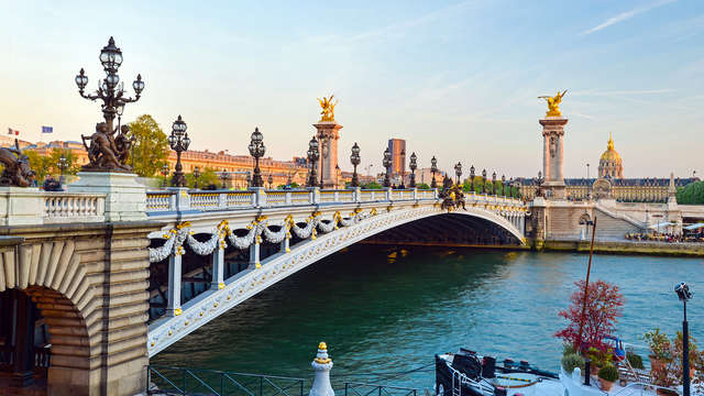Week-end en plein coeur de Paris