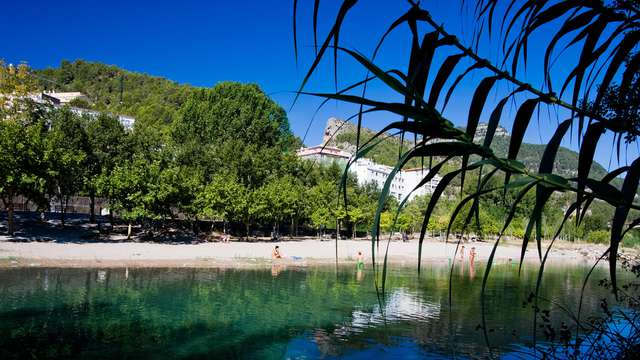 Escapada relax: con cena y spa en entorno natural de Montanejos