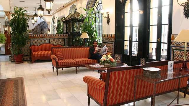 Hotel San Gil - reception