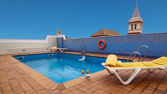Hotel San Gil - pool