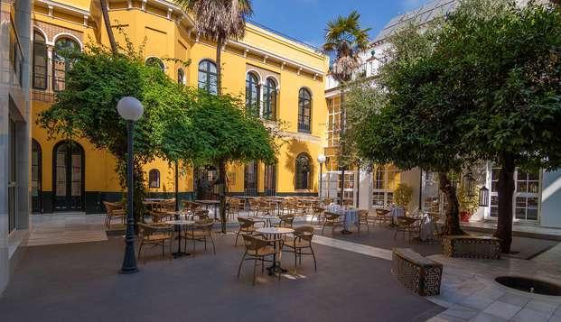 ¡Escápate en Sevilla con tus niños y el desayuno incluido!