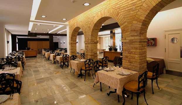 Hotel San Gil - restaurant