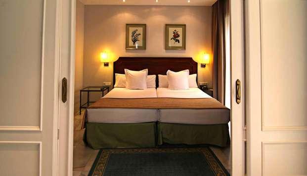 Hotel San Gil - room