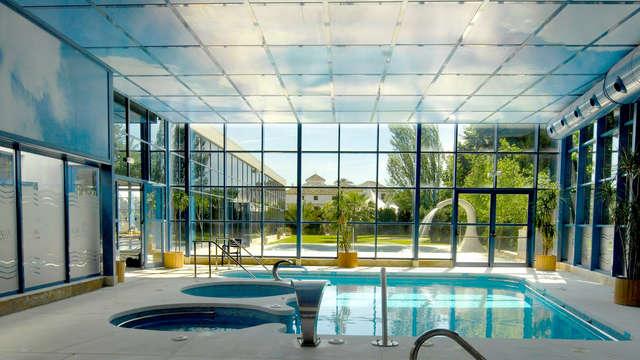 Week-end relaxation : détendez-vous dans le spa et flânez dans les jardins de Antequeraflâne