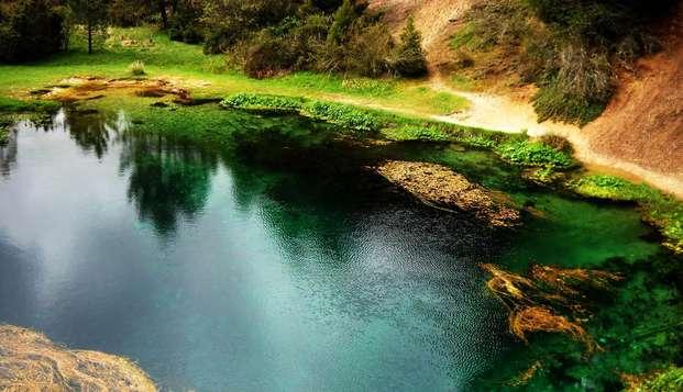 Escapada con Cena y Spa cerca del Cañón de Río Lobos (desde 3 noches)