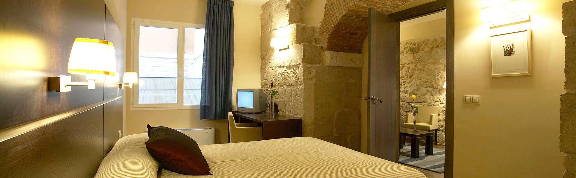 Escapada en Suite en el centro de Burgos con visita al Museo de la Evolución (desde 2 noches)
