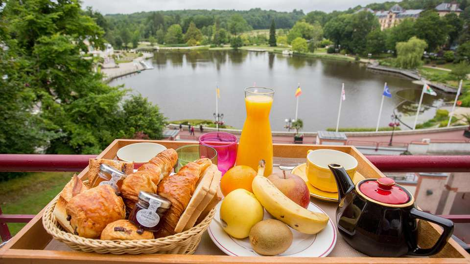 Hôtel et spa du Béryl - Bagnoles de l'Orne - edit_breakfast_view.jpg