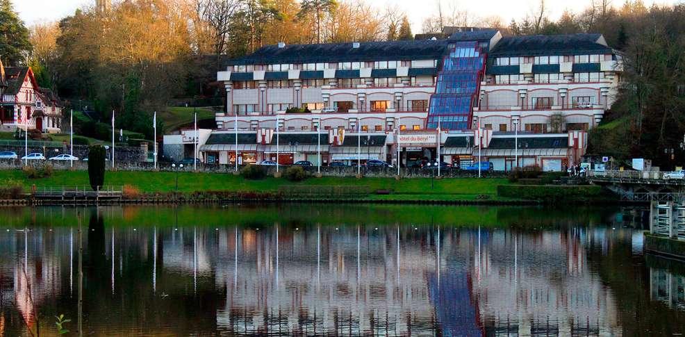 Hotel Beryl Spa Bagnoles
