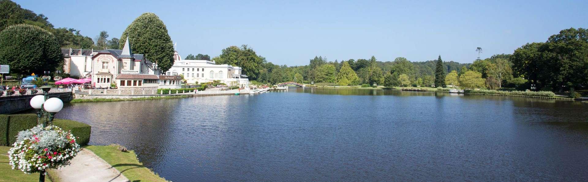 Hôtel et spa du Béryl - Bagnoles de l'Orne - edit_lac.jpg
