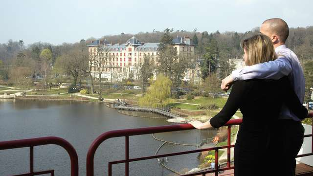 Hotel et spa du Beryl - Bagnoles de l Orne