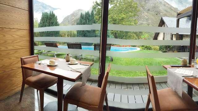 Escapada con spa y precio especial entre semana al Pirineo