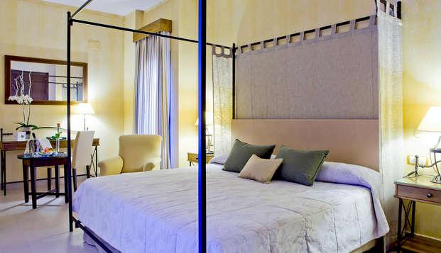 Escapada en la Mancha en hotel 4* con cena incluida, acceso a zona relax y piscina exterior