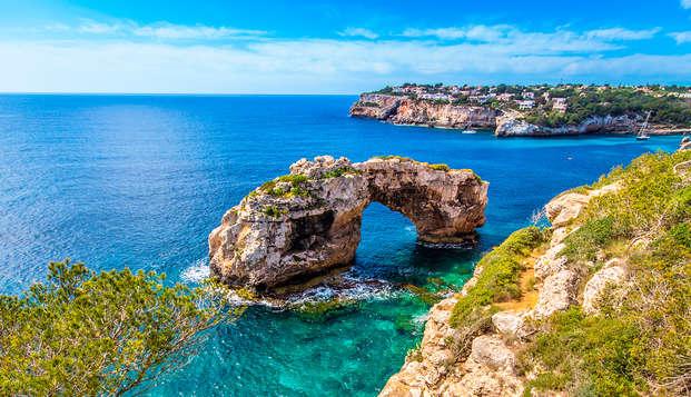 Escapada en Palma de Mallorca con desayuno y ¡un niño gratis!