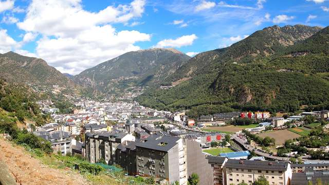 Romantisch weekend met diner in Andorra