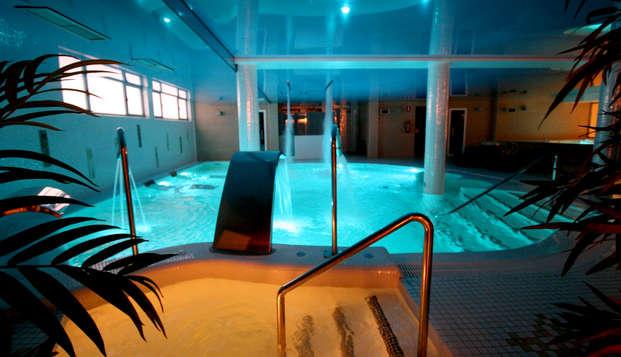 Escapada Relax con acceso al Spa en Santillana del Mar