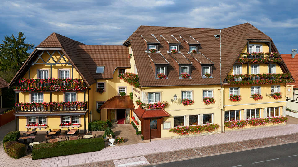 Best Western Hôtel Au Cheval Blanc Mulhouse Nord - edit_front0.jpg