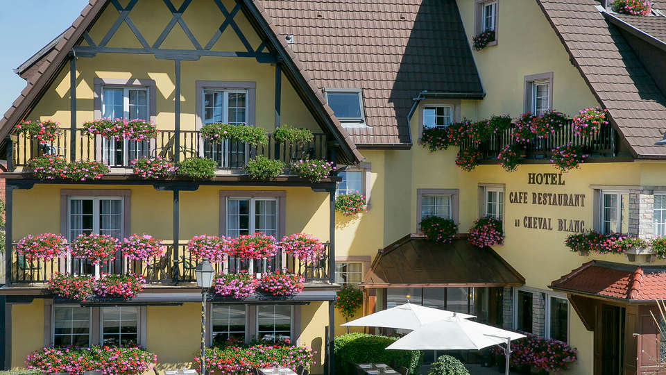 Best Western Hôtel Au Cheval Blanc Mulhouse Nord - edit_front1.jpg