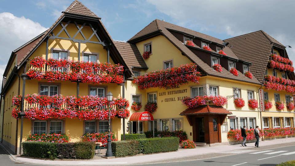 Best Western Hôtel Au Cheval Blanc Mulhouse Nord - edit_front93.jpg