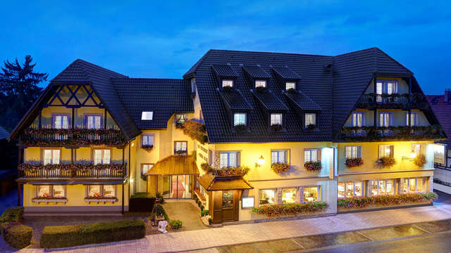 Best Western Hotel Au Cheval Blanc Mulhouse Nord - front