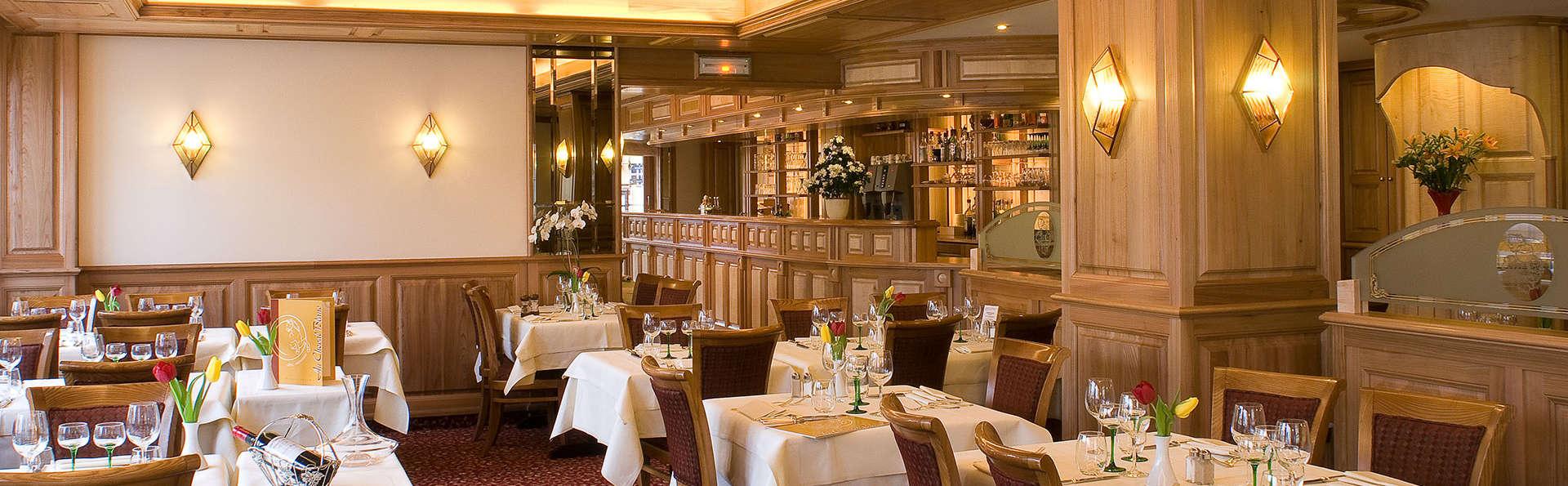Pause détente et gastronomique en Alsace