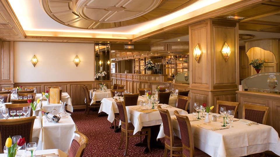 Best Western Hôtel Au Cheval Blanc Mulhouse Nord - edit_restaurant.jpg