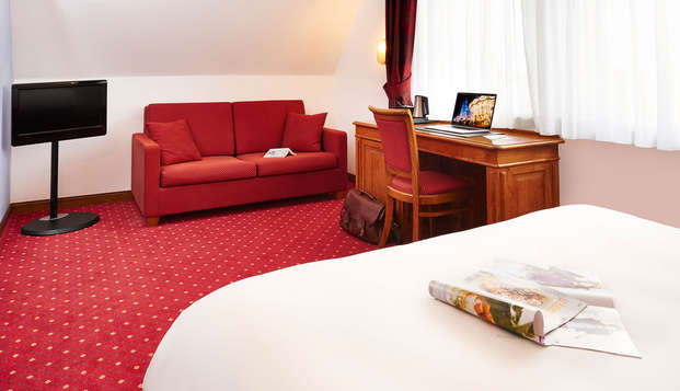 Best Western Hotel Au Cheval Blanc Mulhouse Nord - room