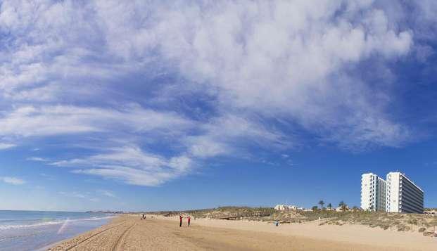 Escapade avec accès direct à la plage de Guardamar del Segura