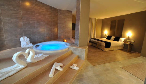 Hotel Luve - room private jacuzzi